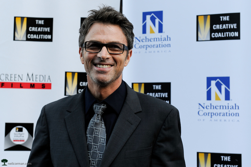 August 27, 2008 - Actor Tim Daly attends the Spotlight Initiative Award Morning Reception Honoring Annette Bening during the 2008 Democratic National Convention in Denver.