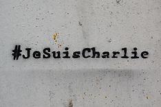 Charlie Hebdo Shooting Anniversary 07/01/2016
