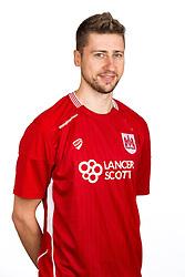 of Bristol City - Rogan Thomson/JMP - 11/01/2017 - FOOTBALL - Failand Training Ground - Bristol, England - Bristol City Headshots 2016/17.