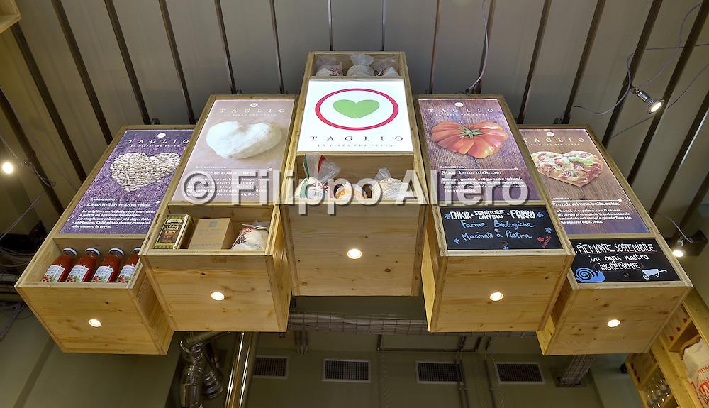 © Filippo Alfero<br /> Il Taglio - la pizza per fetta<br /> Torino, 06/03/2014