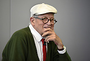 Frankfurt - David Hockney At Book Fair Press Conference - 19 Oct 2016