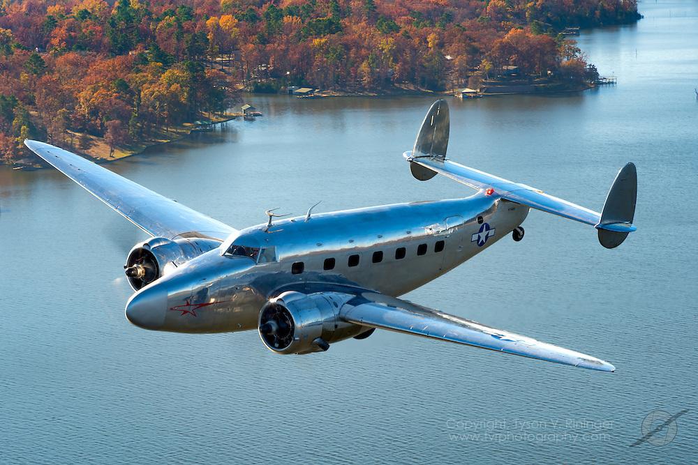 1942 Lockheed Lodestar; C-60A-5-LO; MSN 42-56036; c/n 18-2509; N1940S