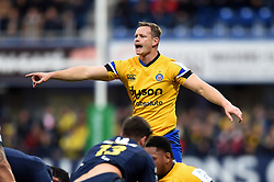 Chris Cook of Bath Rugby - Mandatory byline: Patrick Khachfe/JMP - 07966 386802 - 15/12/2019 - RUGBY UNION - Stade Marcel-Michelin - Clermont-Ferrand, France - Clermont Auvergne v Bath Rugby - Heineken Champions Cup