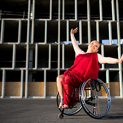 20170710: SLO, Dance - Portrait of Nastija Fijolic, Slovenian disabled dancer