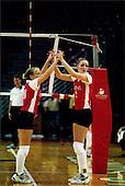 2001 Illinois State Redbirds Women's Volleyball Photos