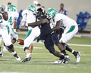FIU Football Vs. North Texas at the Cage. September 1, 2011 in which the Panthers defeated the Mean Green.