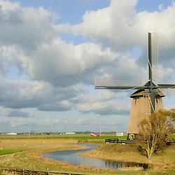 Molens in Noord Holland