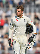 Jos Buttler of England during the 4th day of the 4th SpecSavers International Test Match 2018 match between England and India at the Ageas Bowl, Southampton, United Kingdom on 2 September 2018.