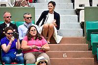 Illustration placeuse - 28.05.2015 - Jour 5 - Roland Garros 2015<br />Photo : Dave Winter / Icon Sport