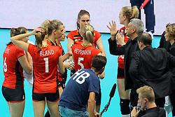 Team Belgium timeout
