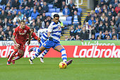 Reading v Bristol City 261116
