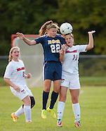 Soccer Belmont versus Bow 16Sep14