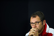 June 7-9, 2013 : Canadian Grand Prix. Stefano Domenicali, Ferrari team principle