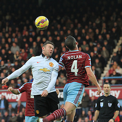 West Ham v Manchester United | Premier League | 8 February 2015