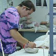2013-09-11 Ceramics Students (Cline)