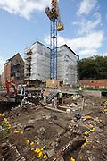 June 2011: Pembroke College Brewer Street Project