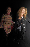 Natasha Corrett with her mother Kelly Hoppen, Lancome Colour Design Awards, Ex-Saatchi gallery, 17 November 2004. ONE TIME USE ONLY - DO NOT ARCHIVE  © Copyright Photograph by Dafydd Jones 66 Stockwell Park Rd. London SW9 0DA Tel 020 7733 0108 www.dafjones.com