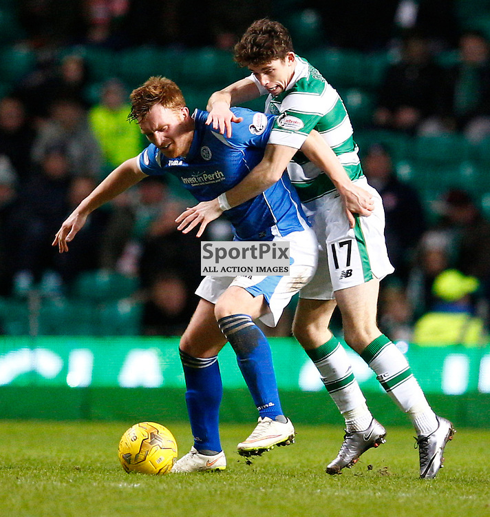 Celtic v St.Johnstone in the Ladbrokes Premiership....Ryan Christie makes his debut for Celtic .....(c) STEPHEN LAWSON | SportPix.org.uk