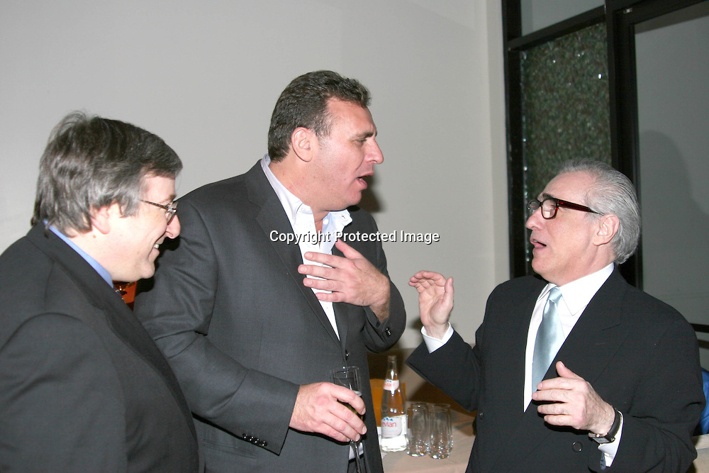 Sandy Climan, producer, Graham King, producer &amp; Martin Scorsese, director<br />**EXCLUSIVE**<br />Miramax Films Presents -&ldquo;The Aviator&rdquo; Post Premiere Party <br />Annex Restaurant<br />Hollywood, CA, USA<br />Wednesday, December 1, 2004<br />Photo By Selma Fonseca /Celebrityvibe.com/Photovibe.com, <br />New York, USA, Phone 212 410 <br />5354, email:sales@celebrityvibe.com
