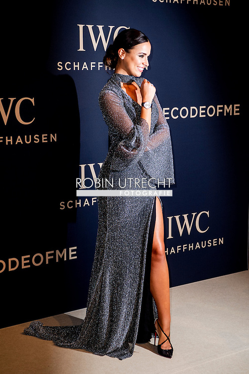 17-1-217 -GENEVE GENEVA SWITSERLAND SWISS ZWITSERLAND -  MONIKA RADULOVIC SIHH 2017  IWC gala event «Decoding the Beauty of Time» COPYRIGHT ROBIN UTRECHT
