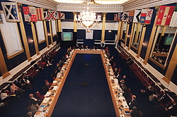 LEADERS MEETING ON FAITH AND DEVELOPMENT  - CONFERENCE IN DUBLIN CASTLE ON JANUARY 31ST - FEB 1ST 2005.<br /><br />COMMISSIONED BY WORLD BANK (JODI LEHNER) *** Local Caption *** It is important to note that under the COPYRIGHT AND RELATED RIGHTS ACT 2000 the copyright of these photographs are the property of the photographer and they cannot be copied, scanned, reproduced or electronically stored in any form whatsoever without the written permission of the photographer