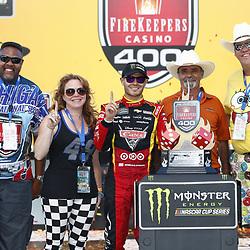 D1706MISS FireKeepers Casino 400 at Michigan International Speedway in Brooklyn, MI.