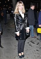 LONDON - December 18: Suki Waterhouse at the Snow Queen Vodka 2013 - Calendar Launch Party (Photo by Brett D. Cove)