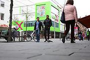 Mannheim. 20.03.17   BILD- ID 055  <br /> Innenstadt. K1. M&ouml;max. Schliessung der Filiale am Neckartor in der Breiten Stra&szlig;e steht bevor.<br /> <br /> Bild: Markus Prosswitz 20MAR17 / masterpress (Bild ist honorarpflichtig - No Model Release!)