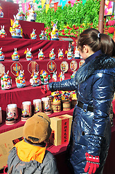 July 21, 2017 - Beijin, Beijin, China - Beijing, CHINA(EDITORIAL USE ONLY. CHINA OUT) ..The Panjiayuan Antique Market is a good place to go for life-size terracotta warriors, vintage photographs, porcelain vases and figurines, Qing-style furniture and so on. (Credit Image: © SIPA Asia via ZUMA Wire)
