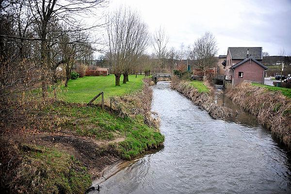 Nederland, Epen, 8-2-2014 Landschap van Zuid Limburg. Foto: Flip Franssen/Hollandse Hoogte