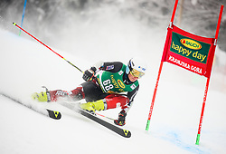 Elias Kolega of Croatia competes during 1st run of Men's GiantSlalom race of FIS Alpine Ski World Cup 57th Vitranc Cup 2018, on March 3, 2018 in Kranjska Gora, Slovenia. Photo by Ziga Zupan / Sportida