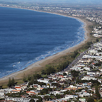Mount Maunganui overview.