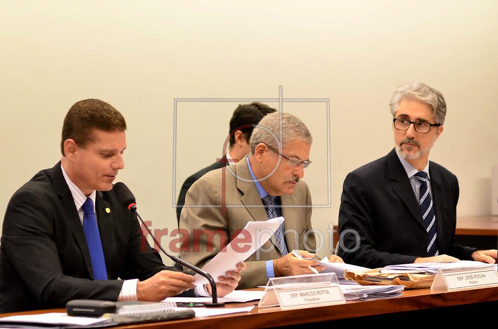 Brasilia (DF), 03/09/2015 -CPI do BNDS,depoimento de Demian Fiocca,ex Pres,do BNDS. Foto: Renato Costa / Frame