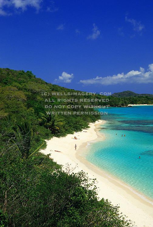 Image of Saint John, United States Virgin Islands, Caribbean