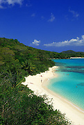 Image of Saint John, United States Virgin Islands, Caribbean