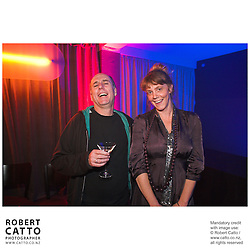 Tommy Honey at the Film Wellington 10th Anniversary Celebration at the Front Room, Wellington, New Zealand.<br />
