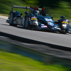 July 6, 2012 - The Level 5 Motorsport HPD ARX 03b Honda driven by Scott Tucker and Luis Diaz during the American Le Mans Northeast Grand Prix weekend at Lime Rock Park in Lakeville, Conn.