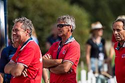 Nicholson Andrew, NZL<br /> European Championship Eventing<br /> Luhmuhlen 2019<br /> © Hippo Foto - Dirk Caremans