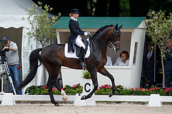 Barbancon Mestre Morgan, ESP, Sir Donnerhall II Old<br /> CDI 3* Grand Prix - CHIO Rotterdam 2017<br /> © Hippo Foto - Sharon Vandeput<br /> Barbancon Mestre Morgan, ESP, Sir Donnerhall II Old