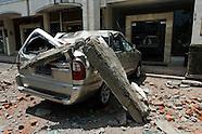 Bali, Indonesia, Earthquake 13/10/11