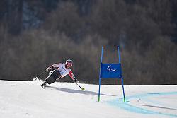 Kimberly Jones, Women's Giant Slalom at the 2014 Sochi Winter Paralympic Games, Russia