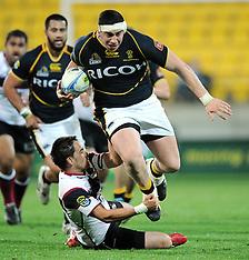 Wellington-Rugby, ITM Cup, Wellington v North Harbour, September 29