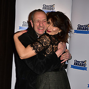 Arthur Smith, Shappi Khorsandi Attend the Annual awards celebrating the best of British comic talent on 19 March 2018 at Pizza Express Live, Holborn, london, UK.