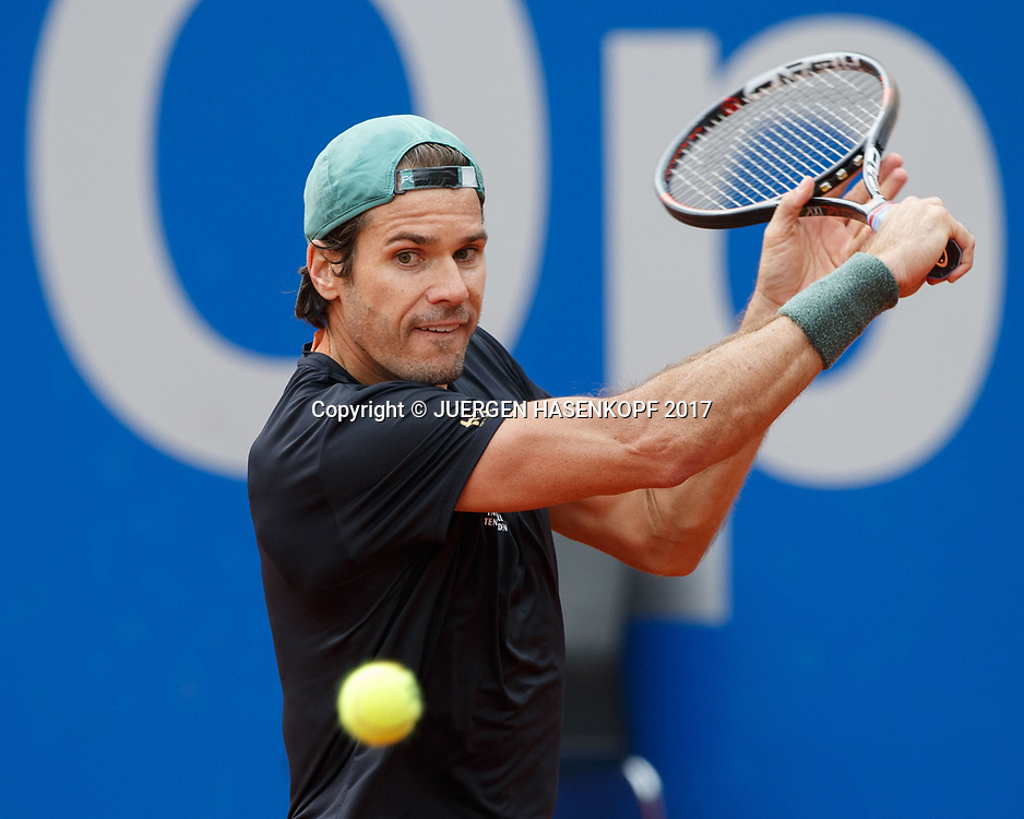 TOMMY HAAS (GER)<br /> <br /> Tennis - BMW Open2017 -  ATP  -  MTTC Iphitos - Munich -  - Germany  - 3 May 2017.