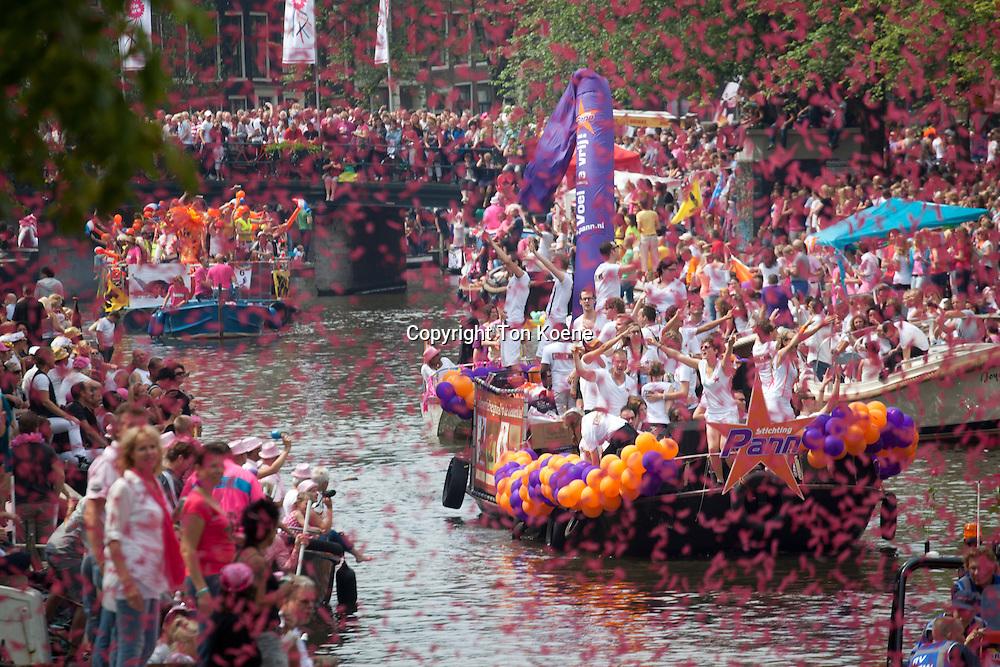 Gay pride 2011, Amsterdam, Netherlands