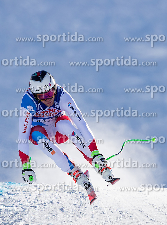 03.12.2016, Val d Isere, FRA, FIS Weltcup Ski Alpin, Val d Isere, Abfahrt, Herren, im Bild Marc Gisin (SUI) // Marc Gisin of Switzerland in action during the race of men's Downhill of the Val d'Isere FIS Ski Alpine World Cup. Val d'Isere, France on 2016/12/03. EXPA Pictures © 2016, PhotoCredit: EXPA/ Johann Groder