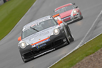 2009 Porsche Carrera Cup Great Britain.  Donington Park, Derby, United Kingdom. 16th-17th May 2009.  .(43) - Tom Bradshaw - Team Parker Racing.World Copyright: Peter Taylor/PSP