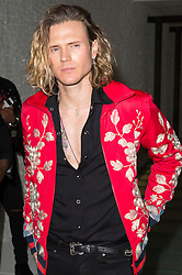 © Licensed to London News Pictures. 27/04/2016. DOUGIE POYNTER attends the Ours  restaurant launch party. London, UK. Photo credit: Ray Tang/LNP