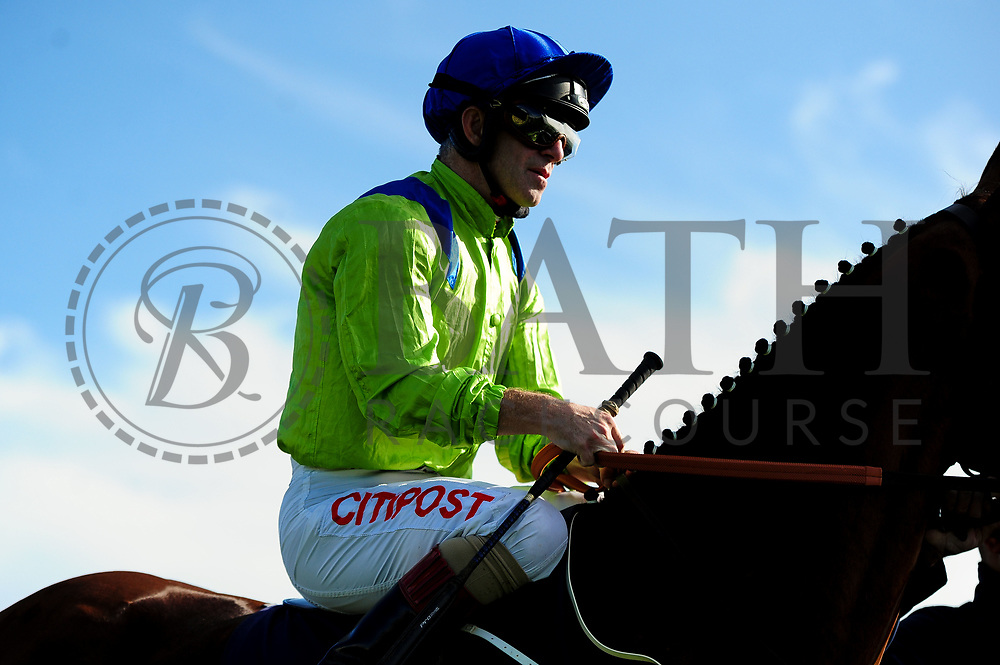 Salamanca School ridden by Franny Norton and trained by M Johnston - Ryan Hiscott/JMP - 16/10/2019 - PR - Bath Racecourse - Bath, England - Race Meeting at Bath Racecourse