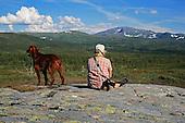 Skarvan og Roltdalen nasjonalpark - National park